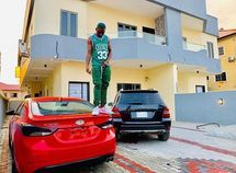 Zlatan Ibile's new house and cars: a luxury treat for himself