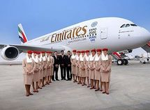 Emirates Airlines opens their stand at new Airport Terminal in Abuja