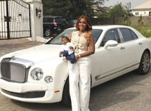 Bentley recalls Linda Ikeji's N100m brand model Mulsanne for fixing