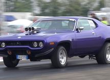 [Once in a blue moon] Classic American Muscle seeking drag race glory