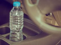 4 items you do not want to leave in your car