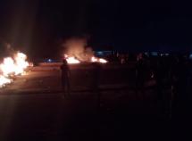 Furious mob redefines road rage, sets Lagos-Abeokuta road on fire