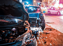 What kinds of cars are more prone to road accidents?
