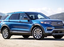 See this! The 2020 Ford Explorer comes with self sealing tyres!