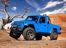 Jeep concept pickup truck compilation: 6 models you can't take eyes off