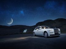 Get glimpse of the all new Rolls-Royce Phantom Tranquility