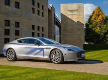Now goes with the flow, Aston Martin released first ever all-electric car