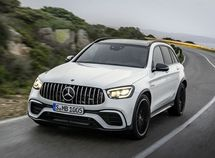 The Mercedes-AMG GLC 63 has now gotten few updates which makes it sets a fastest 'Ring lap record