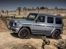 What do we have inside N72 million Mercedes Benz AMG G63, owned by Femi Otedola?
