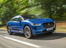 Jaguar I-Pace wins World Car of the Year prize at the 2019 New York Auto Show