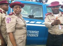 Hit and run driver rams into FRSC officer