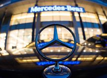 Mercedes Benz dealerships in Nigeria & contacts