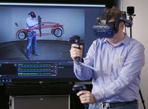 Watch how Ford designers work with VR to make car concepts!