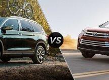 [Expert car compare] Toyota Highlander vs Honda Pilot