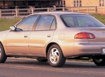 How much is the 1998 Toyota Corolla in Nigeria?