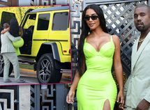 Latest cars acquired by top celebrities: Kanye West brings home a brand new Lamborghini Urus!