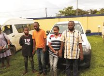 Lagos car snatching gangs smashed by the Nigerian police