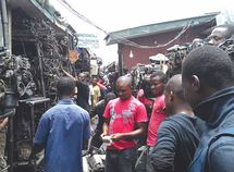 Dos and don'ts when shopping in Ladipo spare parts market