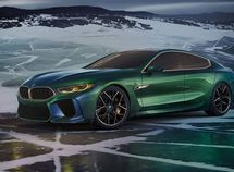 BMW 8-series Gran Coupe will be launched in June, 2019