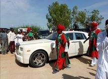 The Rolls Royce cars that got Emir of Kano in trouble