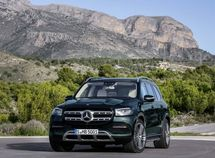 The 2019 Mercedes GLS is launched sale for ₦34.6 million price tag
