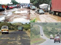 Tips for driving on Nigerian roads - some of the worst roads in the world
