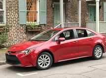 Best alternatives for the Toyota Corolla in Nigeria