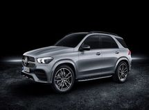 Mercedes debuts 2020 GLE 580 with electrified V8 biturbo engine, sells at ₦28 million