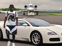 Appalling collection of Paul Pogba luxury cars