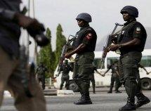Angry mob set police vehicles ablaze, destroy posts in violent protest