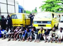 Police arrest general manager for allegedly stealing over 10 cars from companies