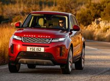 An exclusive first drive review of the luxury 2020 Range Rover Evoque