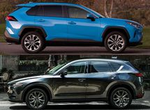 [Expert car compare] – 2019 Mazda CX-5 vs 2019 Toyota RAV4