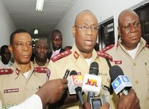 Don't carry children in the front seat or on the lap while driving! - FRSC admonishes motorists