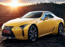 2019 Lexus LC 500 released to fill people's heart