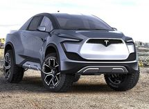 Telsa all-electric pickup truck will be sold for less than N15 million