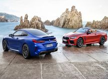 BMW M8 2020 unveiled in Coupe, Convertible and Competition variants