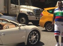 30 minutes after buying a ₦613m Bugatti Veyron, Tracy Morgan crashes it