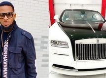 Kokomaster Dbanj accquires Rolls-Royce Wraith worth at least N200 million