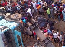 [FRSC's Traffic Report] Which road holds the highest number of road crash in Nigeria in March?