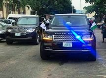 Is Sanwo Olu's armoured Range Rover a waste of state money? See how people react & find your truth!
