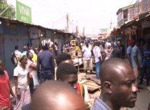 Abike Dadiri-Erewa storms Ghana High Commission as 50 Nigerian shops are locked in Ghana