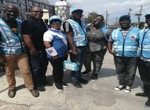 Segun Arinze, Alibaba and other stars elected FRSC celebrity special marshals executive members