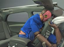 Are auto makers doing enough for rear seat safety?