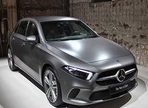 Expect the Mercedes A250e PHEV hatchback to be back in September 2019!