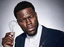 Popular American comedian, Kevin Hart, acquires a mean looking car