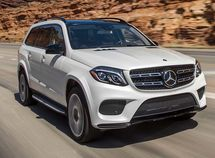 Check out the all new 2019 Mercedes-Benz GLS-Class & prices!
