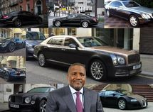 10 richest men in Nigeria 2020 & their cars