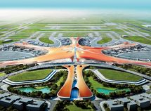 Jaw-dropping ₦4.1 trillion China Airport (in size of 140 football pitches) nearly completed