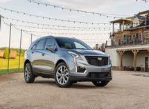 [Photos] 2020 Cadillac XT5 debuted with improved tech and a new engine